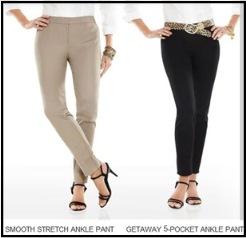 Chicos Slim Jeans